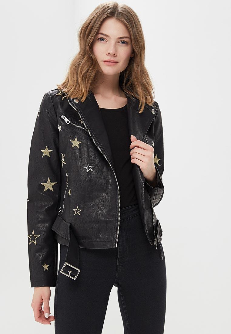 Кожаная куртка QED London NL1131