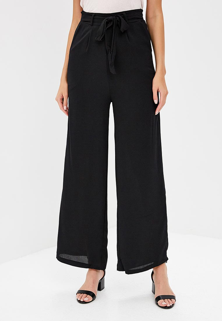 Женские широкие и расклешенные брюки QED London NL2210 B