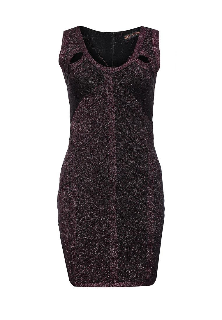 Вечернее / коктейльное платье QED London NL4046