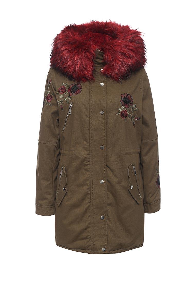 Утепленная куртка QED London NL8150
