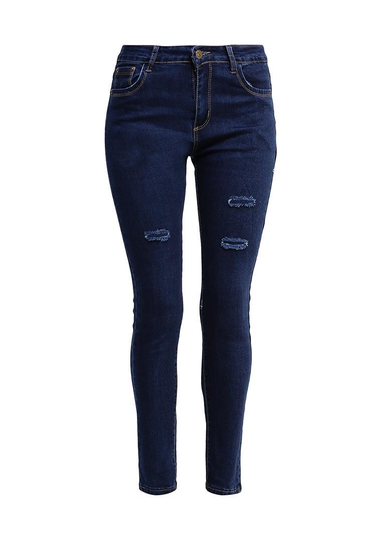 Зауженные джинсы QED London MI3411