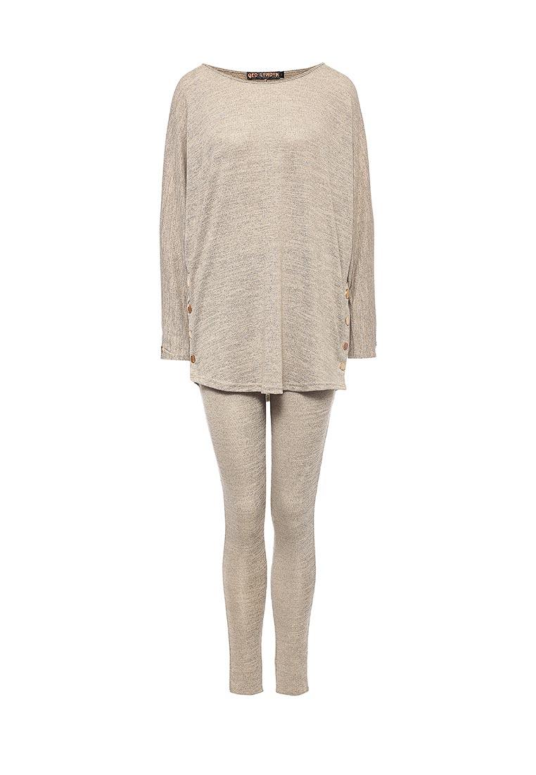 Костюм с брюками QED London NL9463 C