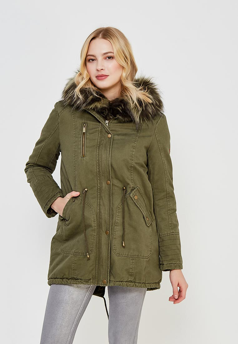 Утепленная куртка QED London NL1158