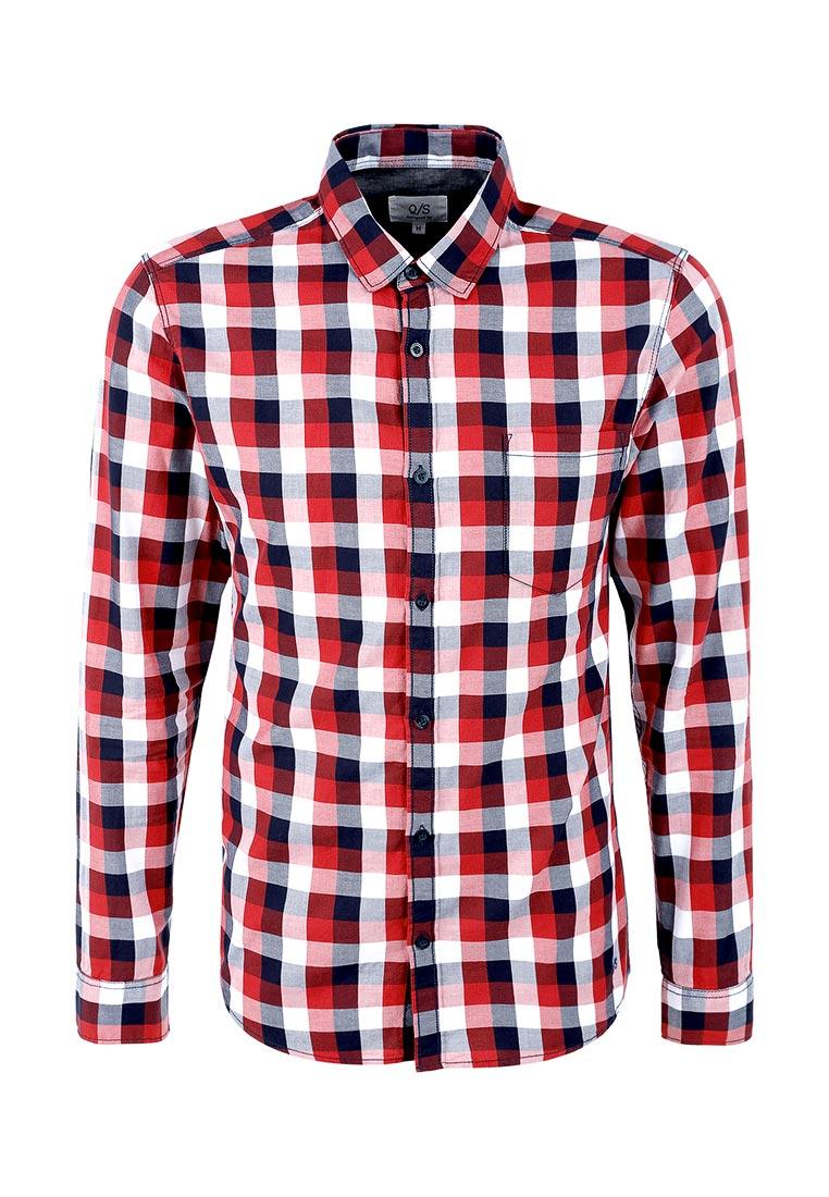 Рубашка с длинным рукавом Q/S designed by 40.703.21.6096