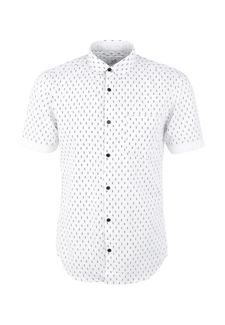 Рубашка с коротким рукавом Q/S designed by 40.704.22.2518