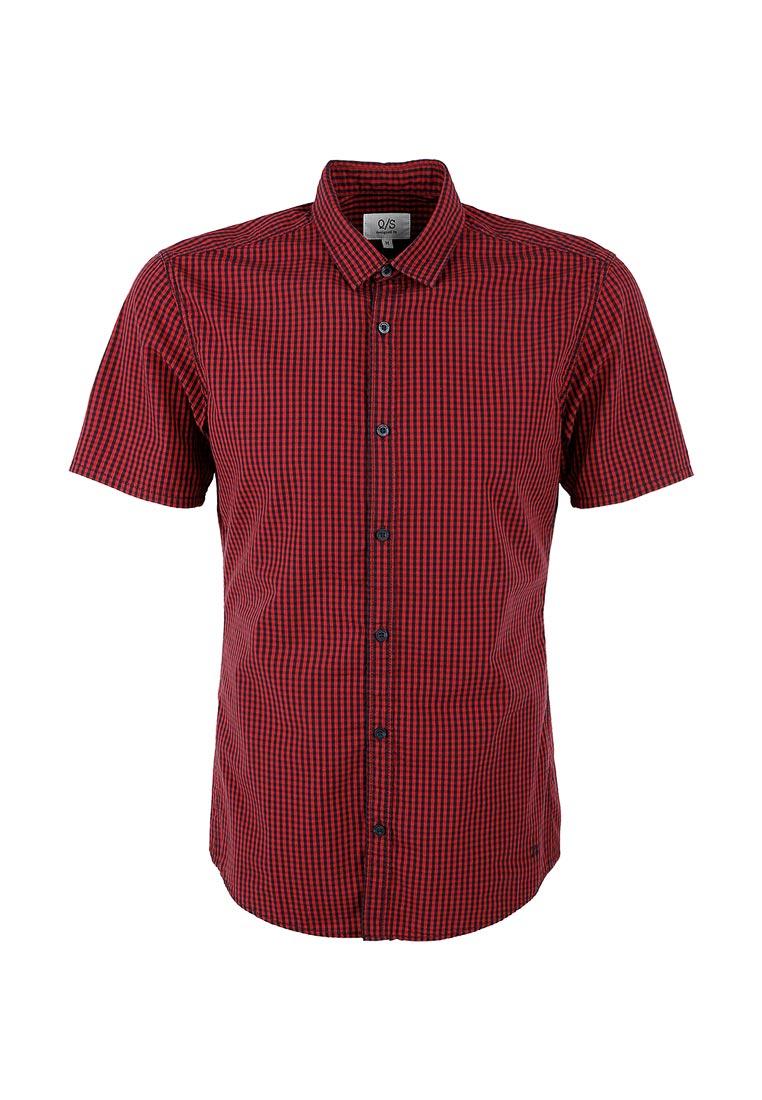 Рубашка с коротким рукавом Q/S designed by 40.704.22.2521