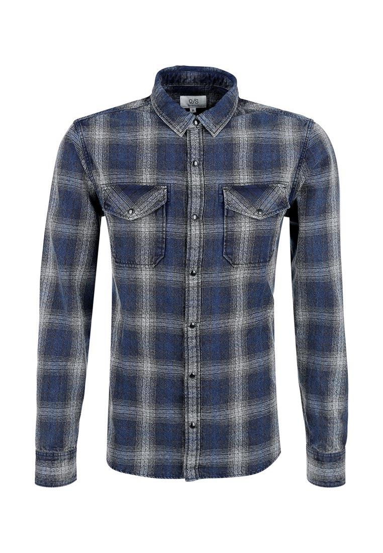 Рубашка с длинным рукавом Q/S designed by 40.708.21.6001