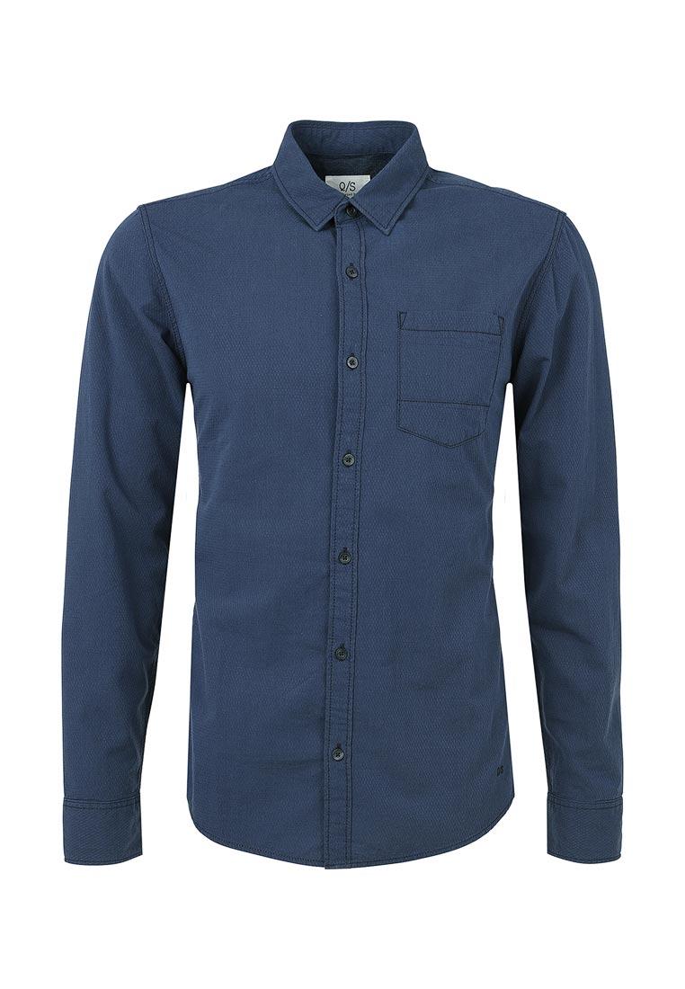 Рубашка с длинным рукавом Q/S designed by 40.708.21.5862