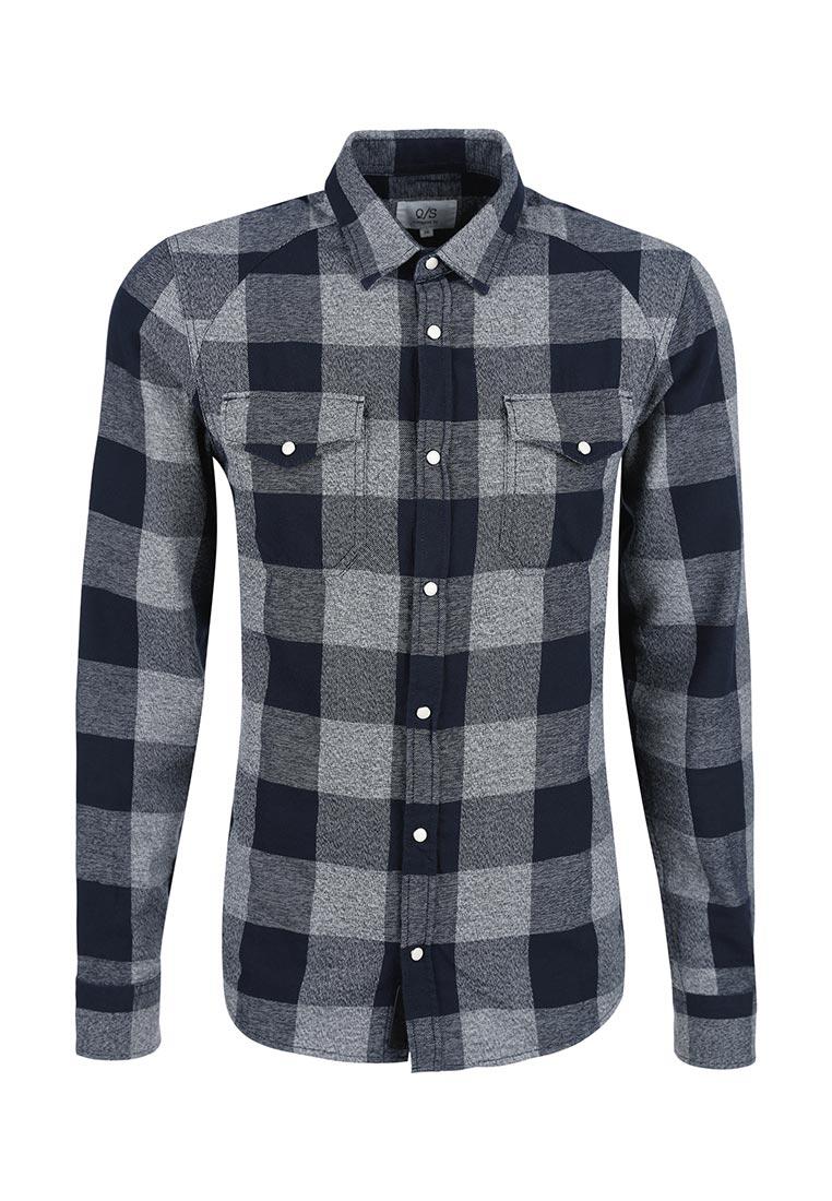 Рубашка с длинным рукавом Q/S designed by 40.709.21.6008