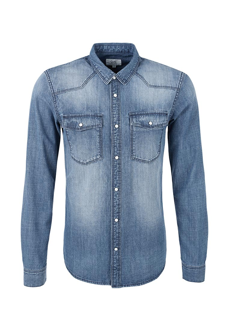 Рубашка Q/S designed by 40.709.21.6116