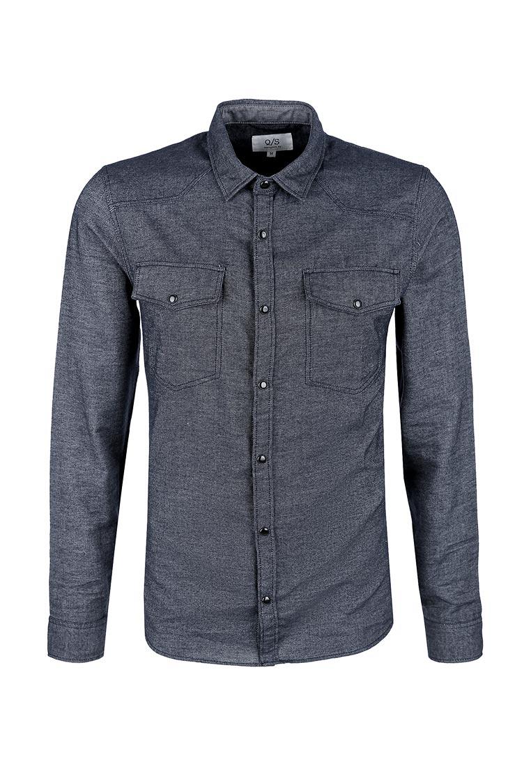 Рубашка с длинным рукавом Q/S designed by 40.710.21.6123
