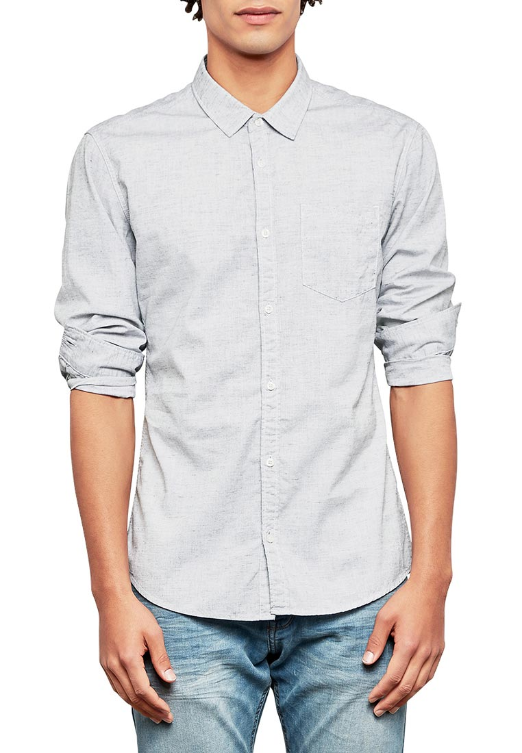 Рубашка с длинным рукавом Q/S designed by 40.801.21.6045
