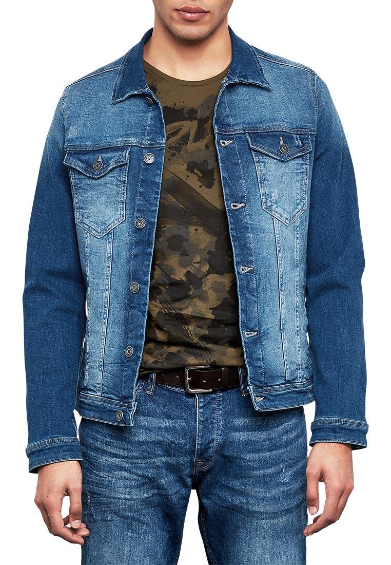 Джинсовая куртка Q/S designed by 40.803.51.4863