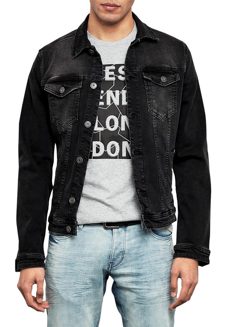 Джинсовая куртка Q/S designed by 40.803.51.4866
