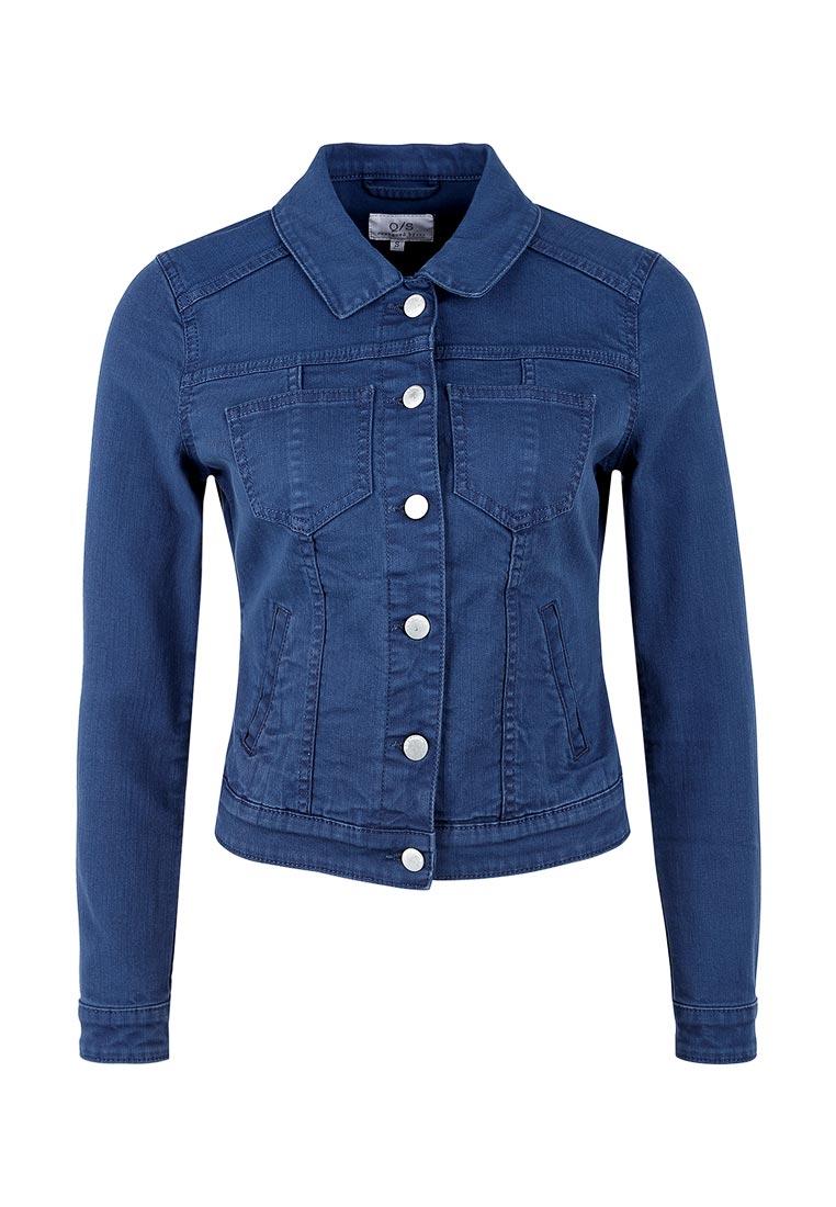 Джинсовая куртка Q/S designed by 41.704.51.6828