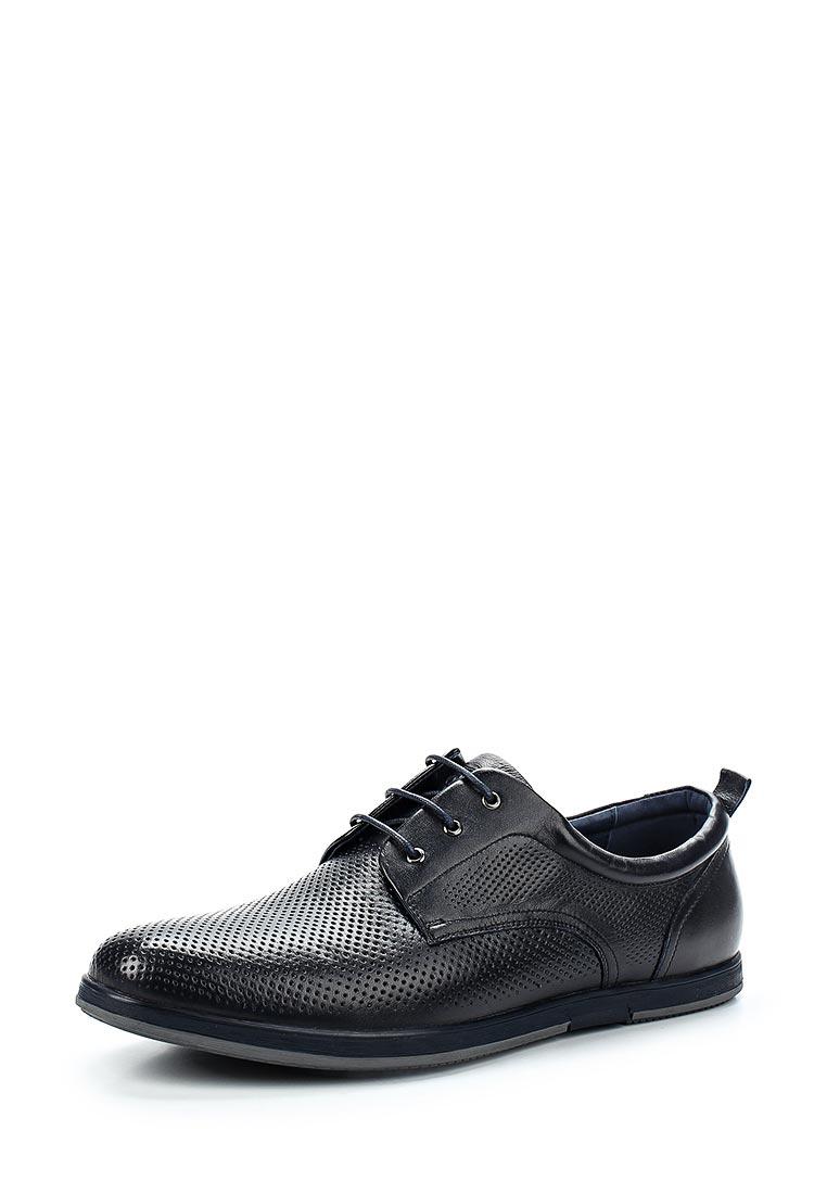 Мужские туфли Quattrocomforto 110-33MV-060КК