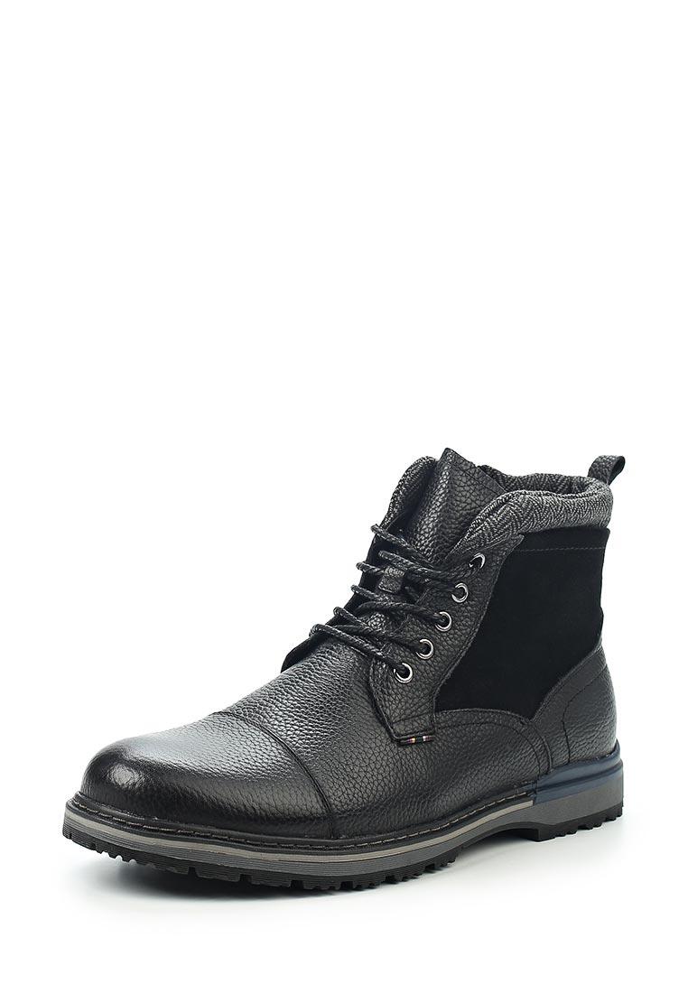 Мужские ботинки Quattrocomforto 58-32MV-041KN