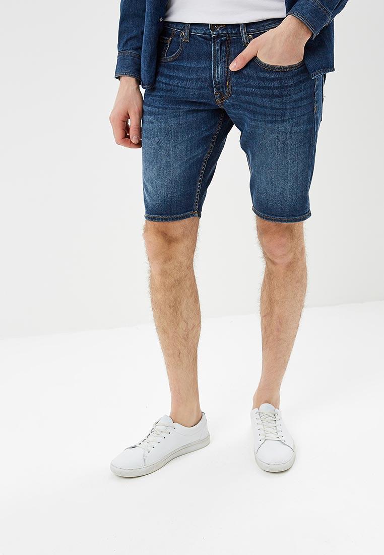 Мужские джинсовые шорты Quiksilver EQYDS03075