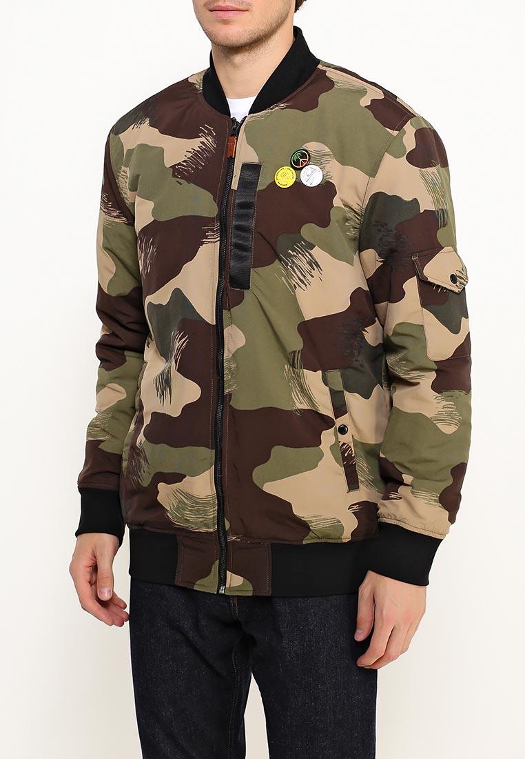 Мужская верхняя одежда Quiksilver (Квиксильвер) EQYJK03359