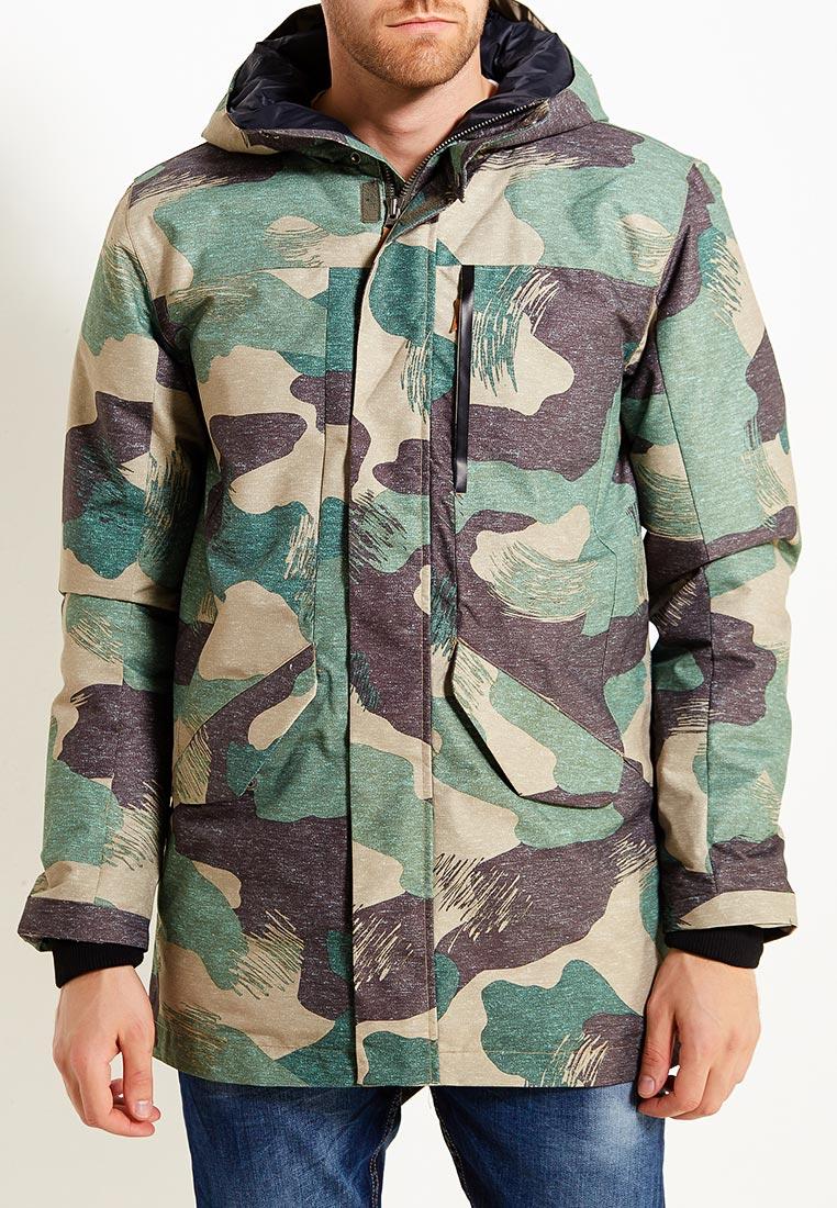 Утепленная куртка Quiksilver (Квиксильвер) EQYJK03336