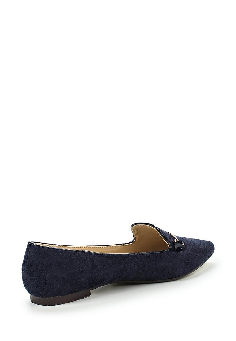 Туфли на плоской подошве Raxmax ES16185BL: изображение 6