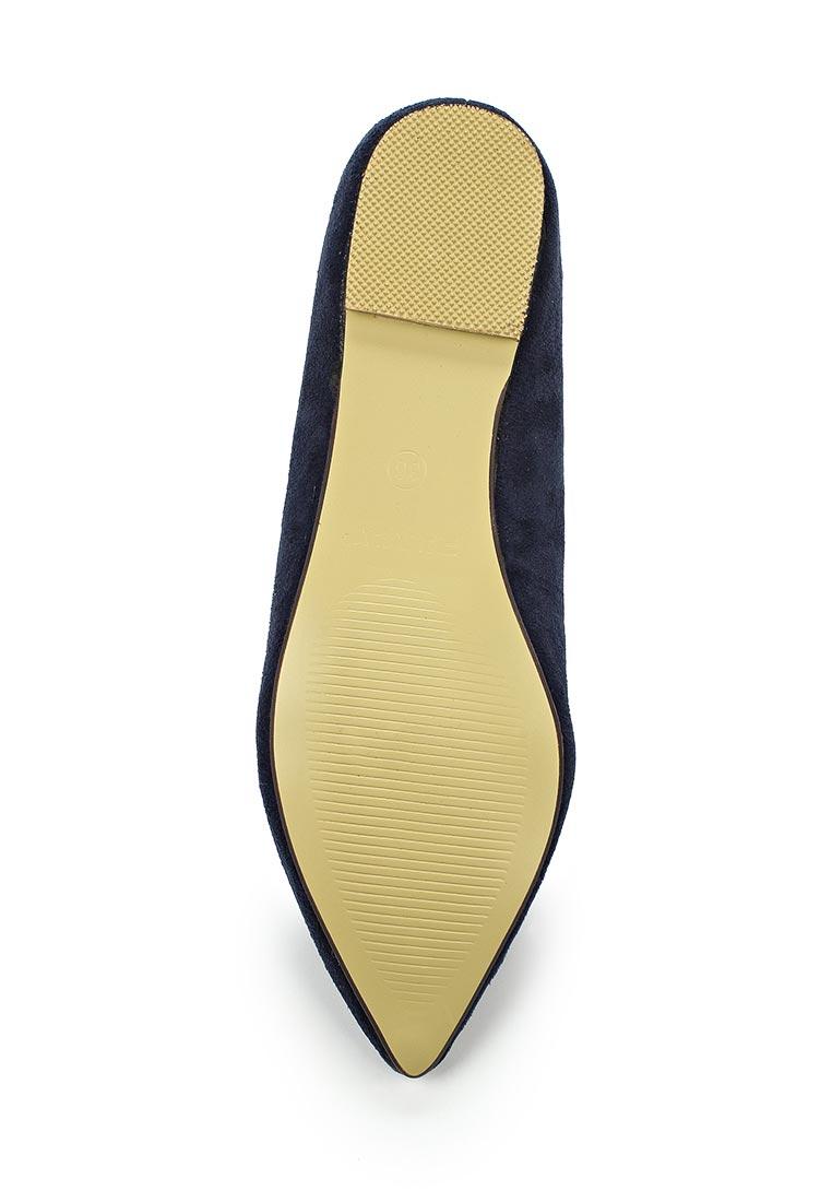 Туфли на плоской подошве Raxmax ES16185BL: изображение 7