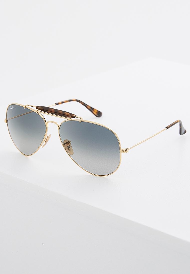 Мужские солнцезащитные очки Ray Ban 0RB3029