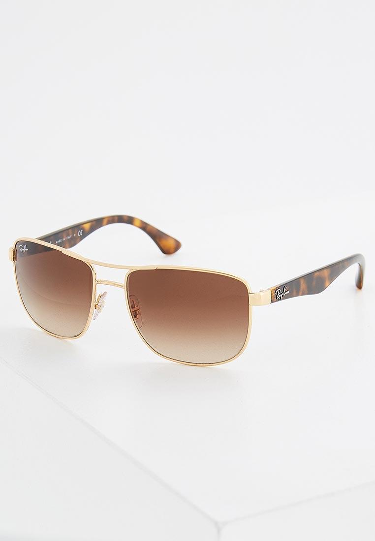 Мужские солнцезащитные очки Ray Ban 0RB3533