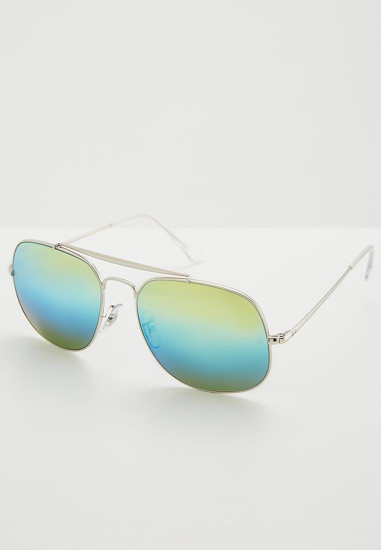Мужские солнцезащитные очки Ray Ban 0RB3561