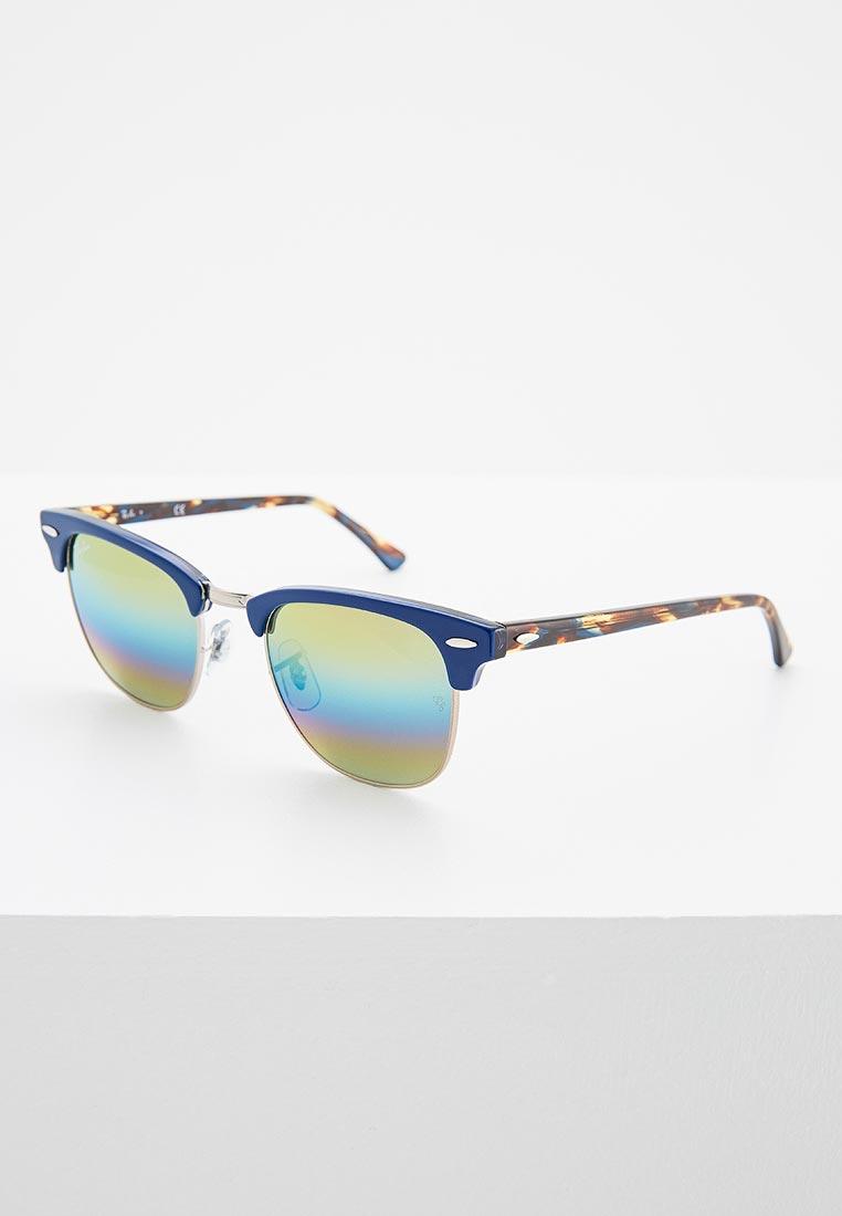 Мужские солнцезащитные очки Ray Ban 0RB3016
