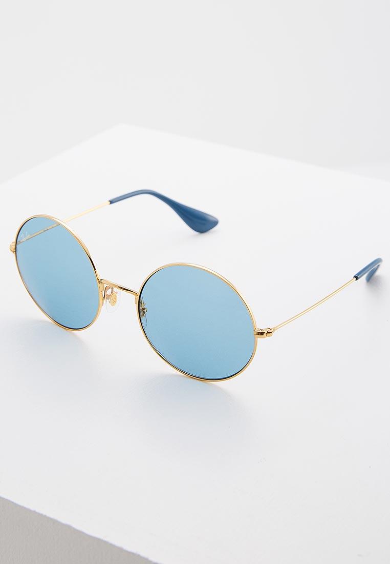 Женские солнцезащитные очки Ray Ban 0RB3592