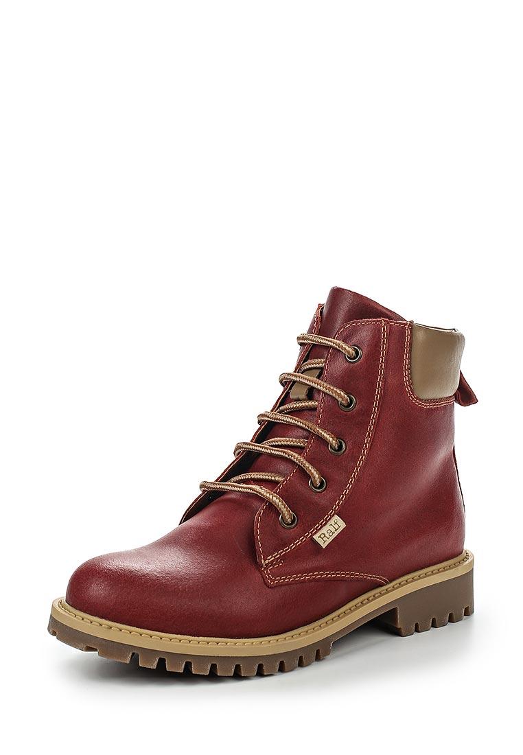 Ботинки для девочек Ralf Ringer (Ральф Рингер) 854201КР