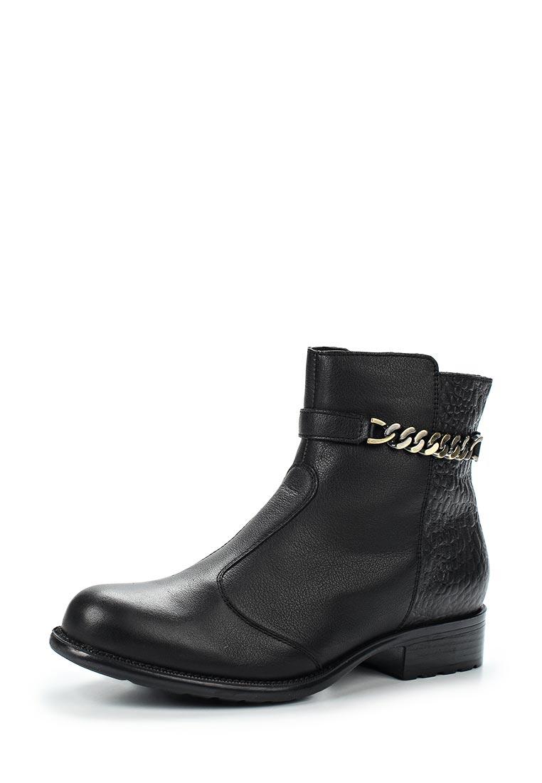 Ботинки для девочек Ralf Ringer (Ральф Рингер) 853203ЧН