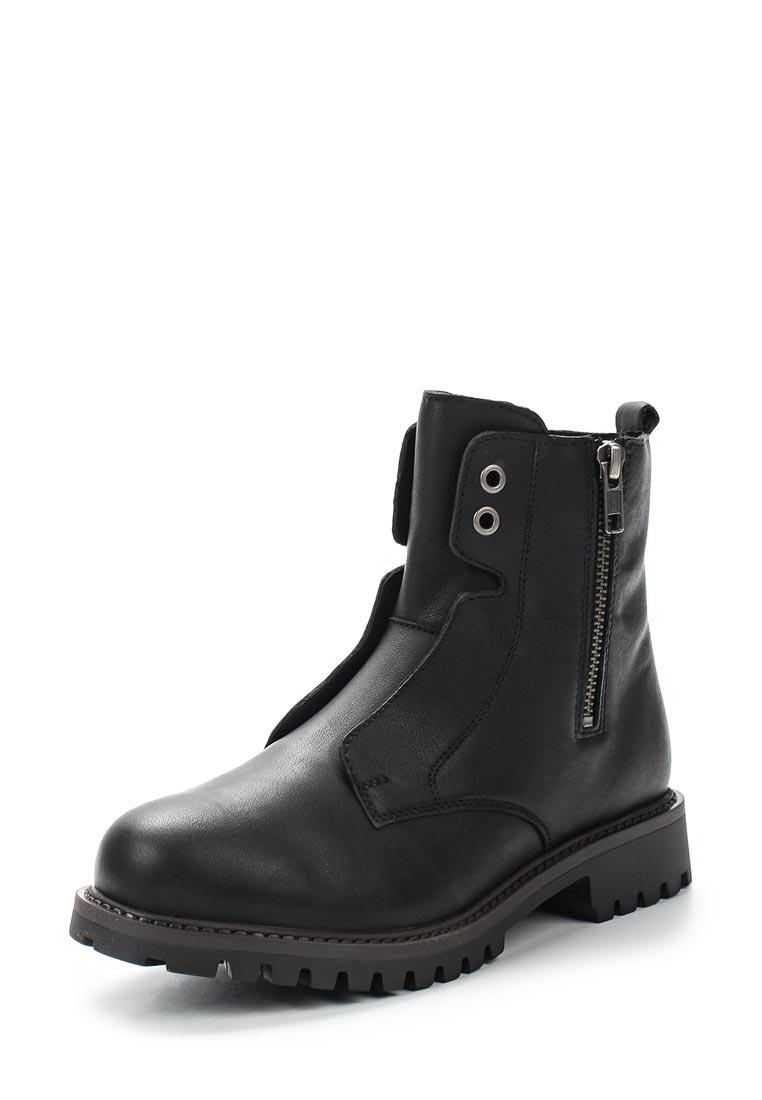 Ботинки для девочек Ralf Ringer (Ральф Рингер) 854311ЧН
