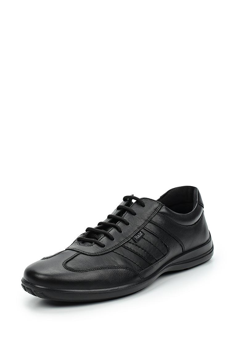 Мужские ботинки Ralf Ringer (Ральф Рингер) 502102ЧЛ