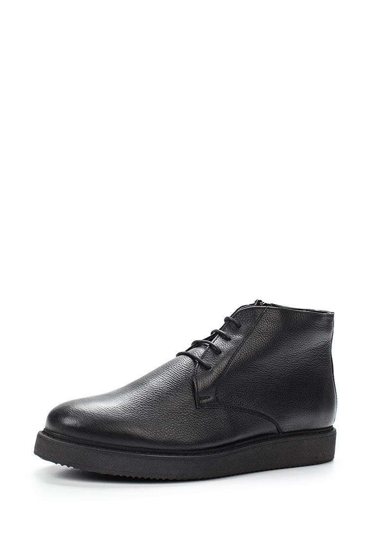 Мужские ботинки Ralf Ringer (Ральф Рингер) 055302ЧН