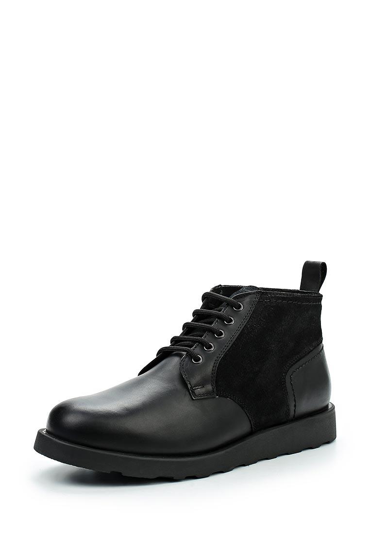 Мужские ботинки Ralf Ringer (Ральф Рингер) 051202ЧН