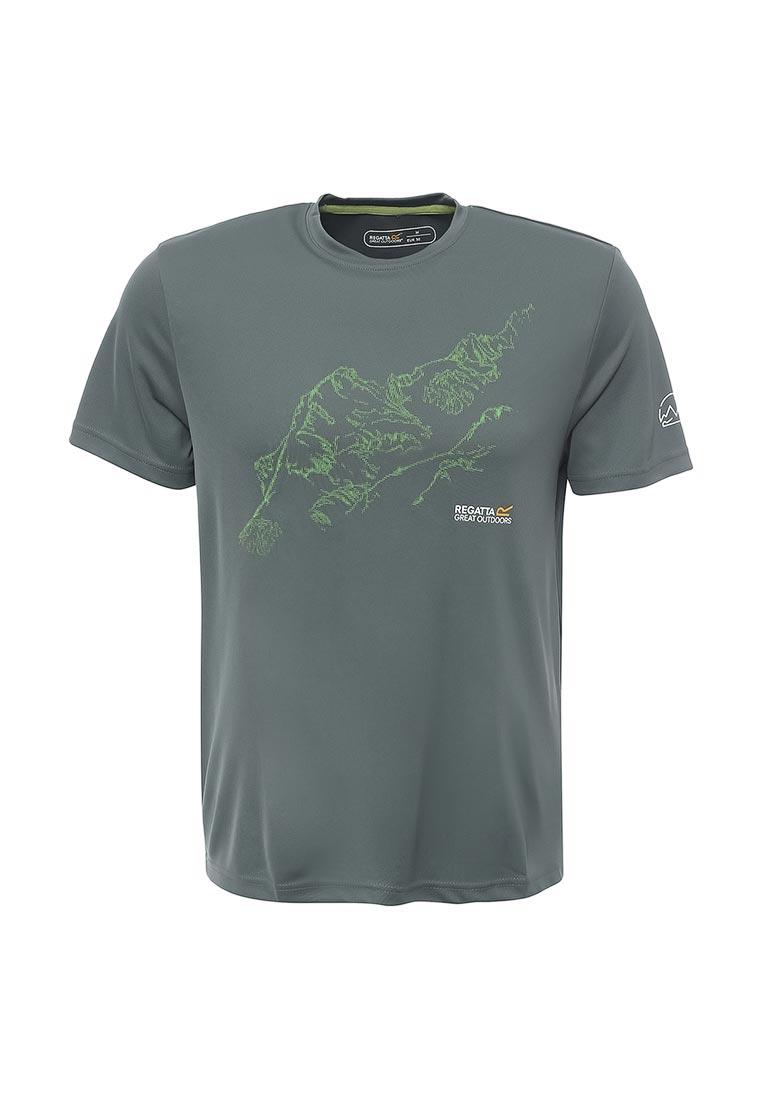 Спортивная футболка REGATTA (Регатта) RMT143