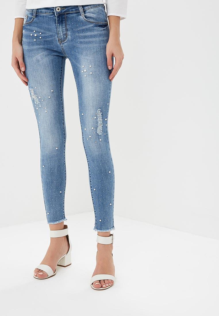 Зауженные джинсы Regular B23-H835