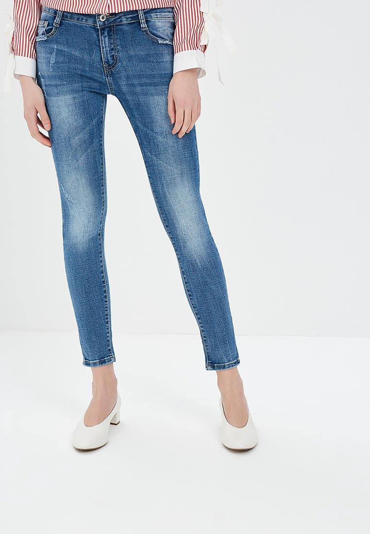 Зауженные джинсы Regular B23-H855