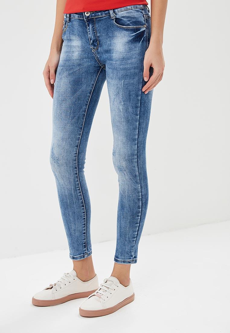 Зауженные джинсы Regular B23-H860