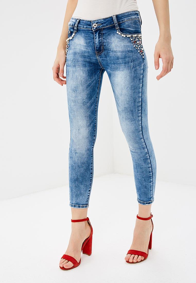 Зауженные джинсы Regular B23-H865