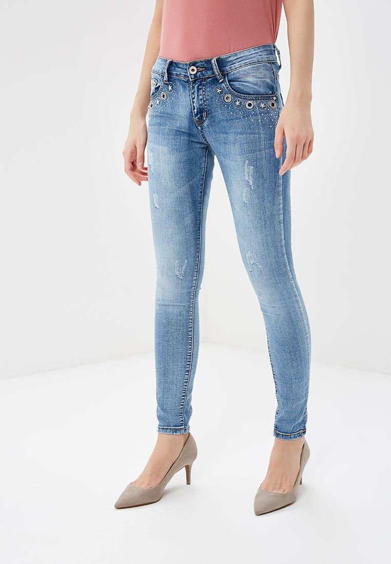 Зауженные джинсы Regular B23-QQ5022