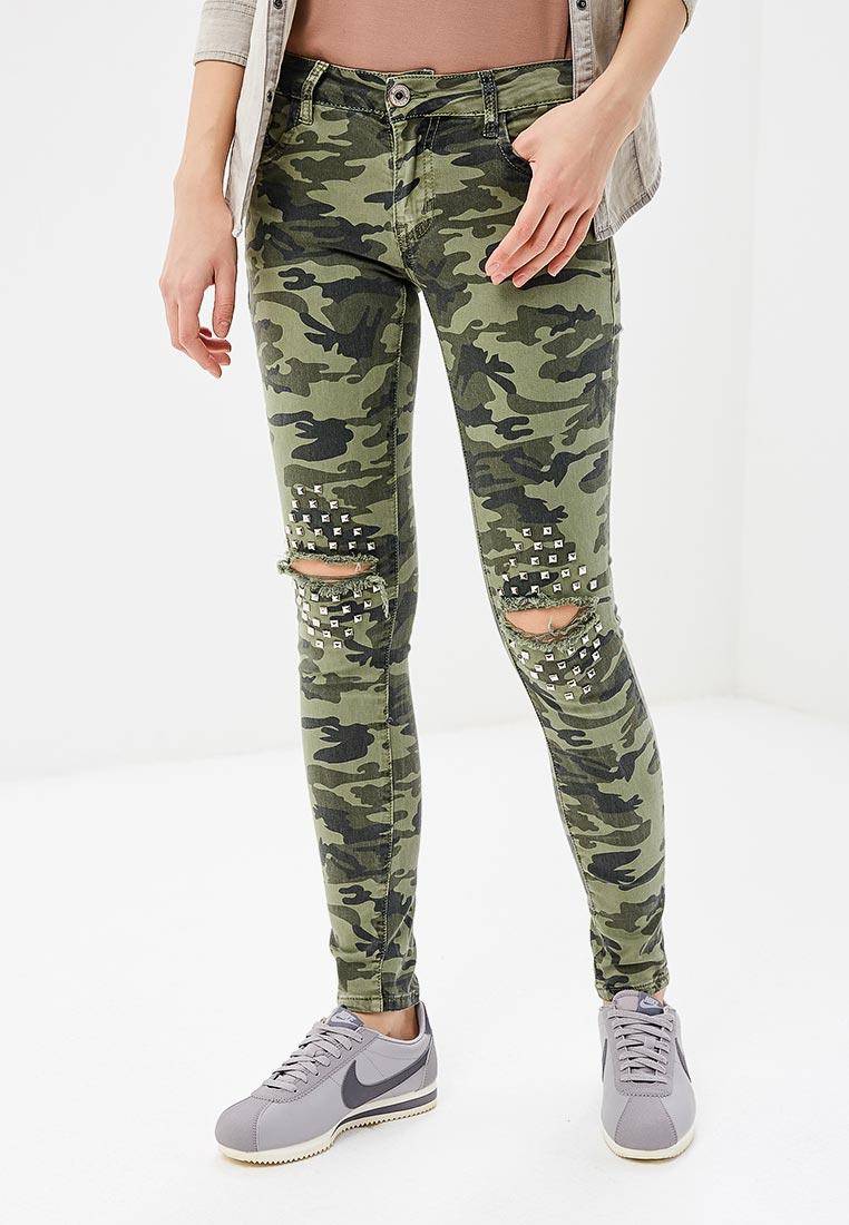 Женские зауженные брюки Regular B23-YD6545