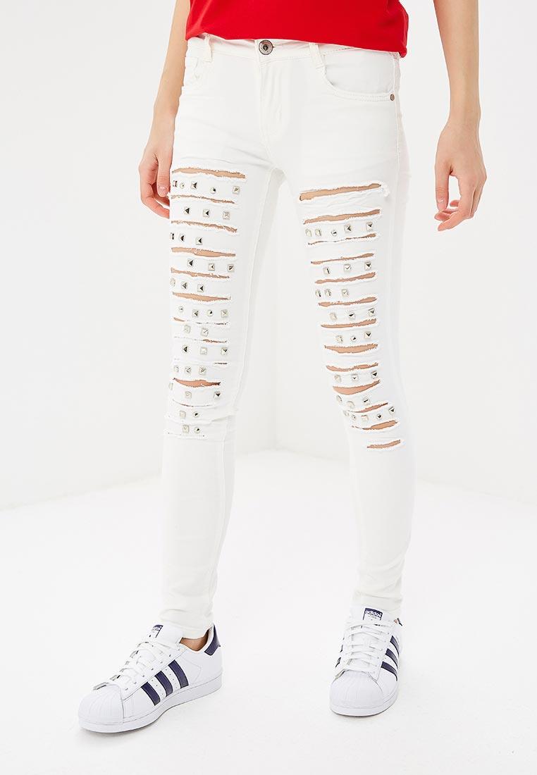 Зауженные джинсы Regular B23-YD6551-2