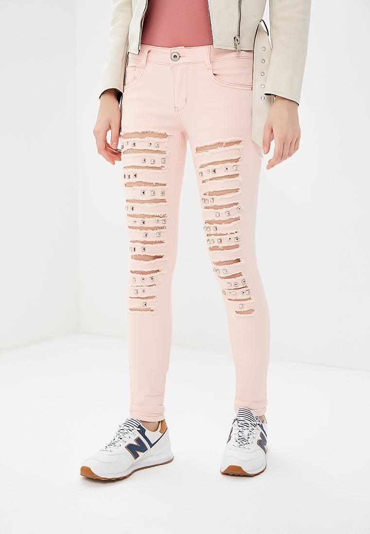 Женские зауженные брюки Regular B23-YD6551-4