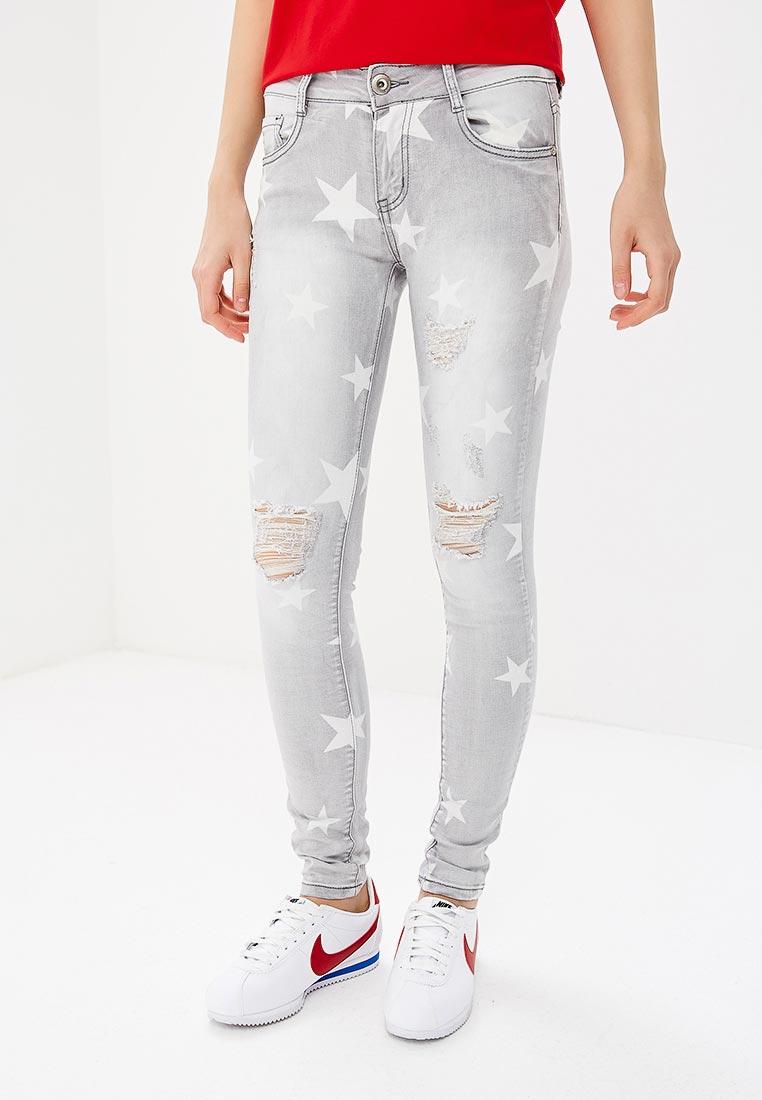 Зауженные джинсы Regular B23-YG6531