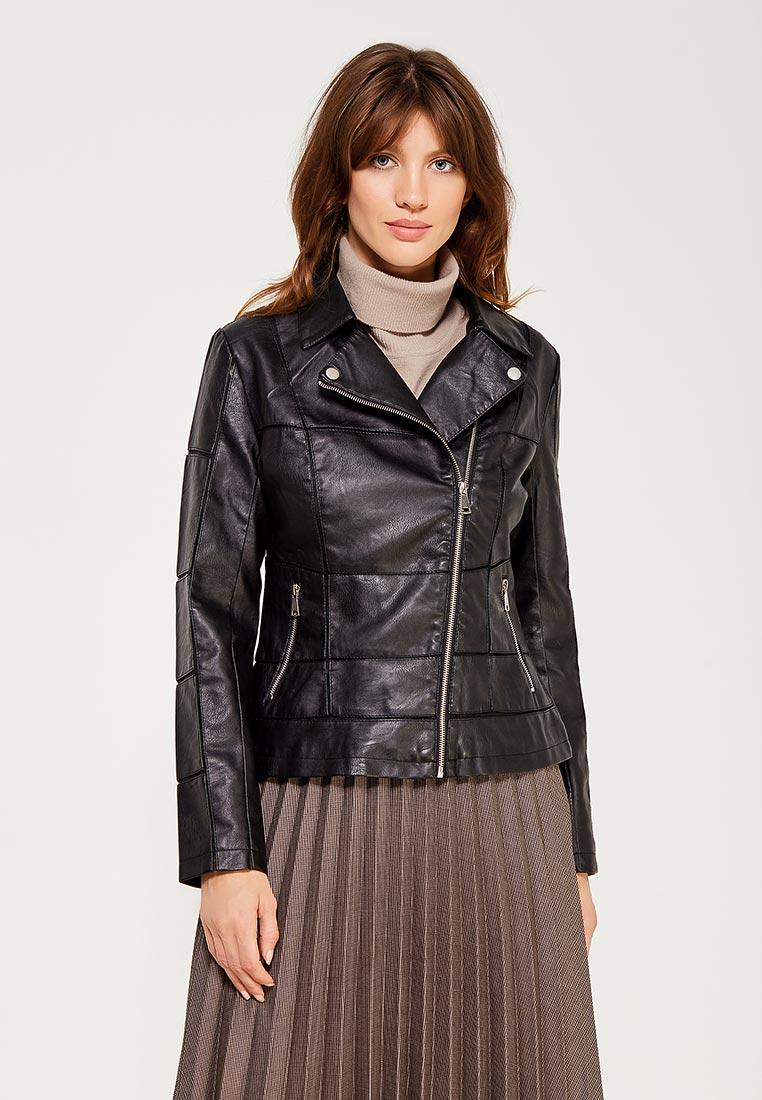 Кожаная куртка Regular B23-GF9109-1