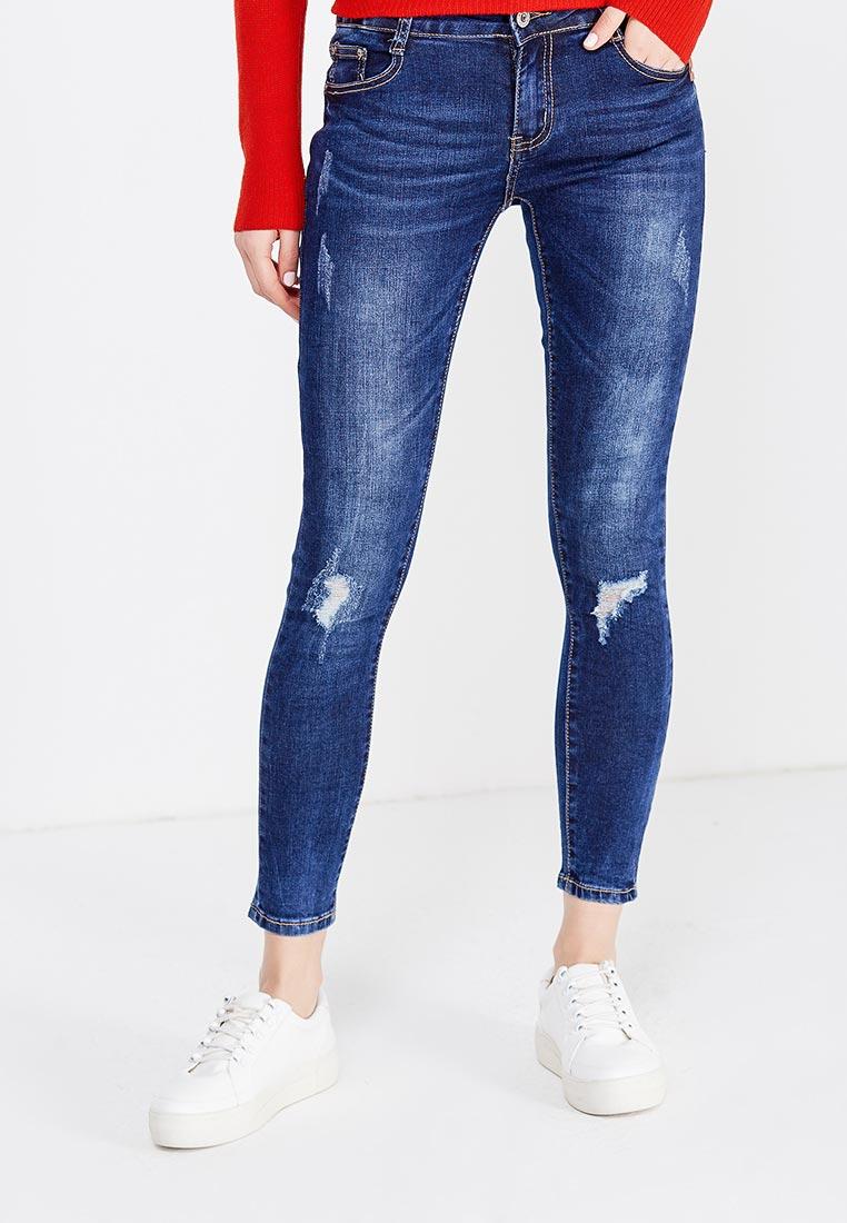 Зауженные джинсы Regular B23-H816