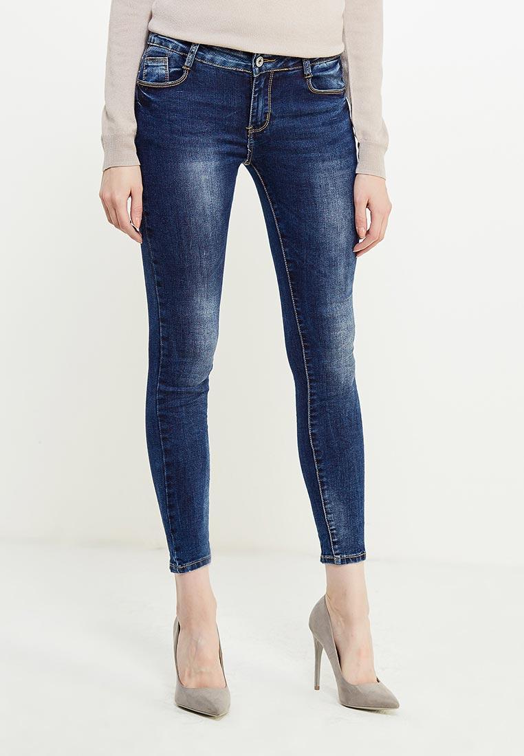 Зауженные джинсы Regular B23-H817